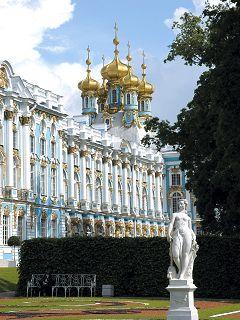 St. Petersburg-Städtereise 1