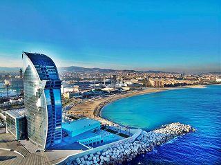 Barcelona Städtereise 1