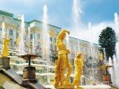 St. Petersburg-Städtereise
